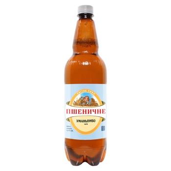 Umanpivo Pshenychne light beer 4,4% 1l
