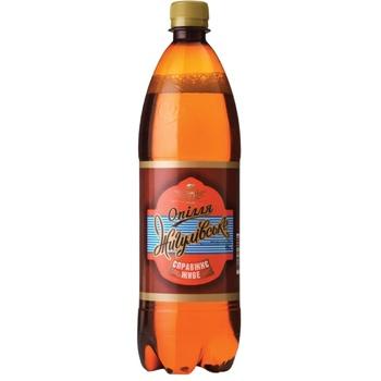 Пиво Опілля Жигулівське світле 4% 1л - купити, ціни на CітіМаркет - фото 1