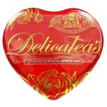 Sun Gardens DelicaTeas Heart Black Tea 80pcs 160g