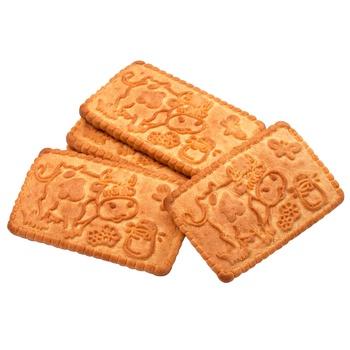 Печенье Бисквит Шоколад Забодайка