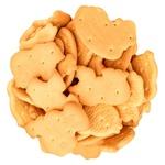 Печенье Бисквит Шоколад Зоологическое