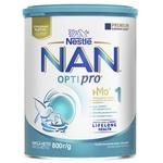 Суміш дитяча початкова молочна суха Nestle Nan 1 Optipro з олігосахаридом  2'FL з народження 800г