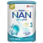 Смесь сухая молочная Nestle Nan 3 Optirpo с олигосахаридом 2'FL от 12 месяцев 400г