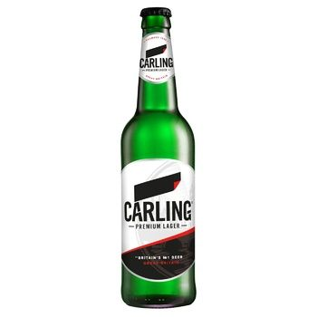 Carling Light Beer 0,5l - buy, prices for CityMarket - photo 1