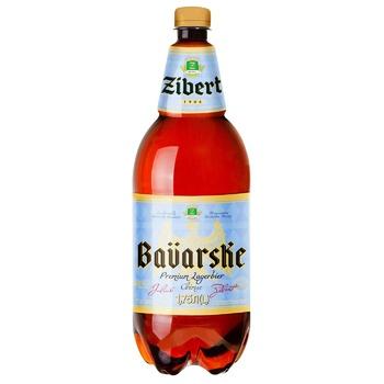 Пиво Баварське Zibert 1.75л - купити, ціни на ЕКО Маркет - фото 1