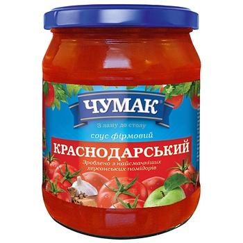 Соус Чумак Краснодарський 500г