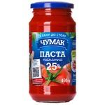Паста томатная Чумак 25% 450г