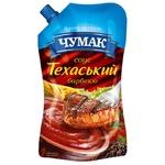Соус Чумак Техасский барбекю 200г опт*24шт