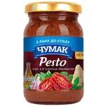 Chumak Pesto Sauce from Sun-dried Tomatoes 160g