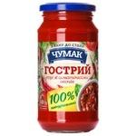 Соус Чумак Острый с овощами 440г