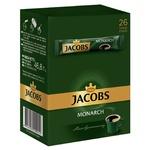 Кава Jacobs Monarch розчинна 1,8г х 26шт
