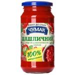 Соус Чумак Шашлычный с овощами 440г