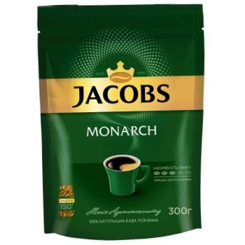 Jacobs Monarch Instant Coffee 300g