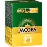 Напій кавовий Jacobs Latte 3в1 Latte розчинний 13г х 24шт