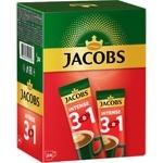 Напиток кофейный Jacobs 3в1 Intense растворимый 13,5г х 24шт