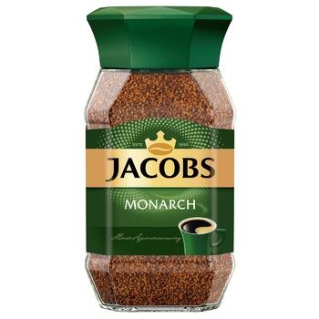 Кофе Jacobs Monarch растворимый 48г - купить, цены на Ашан - фото 4