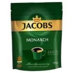 Кофе Jacobs Monarch растворимый сублимированный 170г