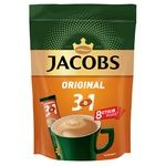 Jacobs 3in1 Instant Coffee Drink 12g x 8pcs