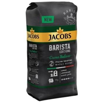 Кофе Jacobs Barista Italiano зерновой 1кг