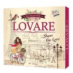 Чай Lovare Коллекция 12 видов 60шт 110г