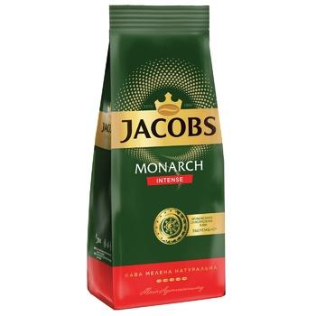 Кофе Jacobs Monarch Intense молотый 450г