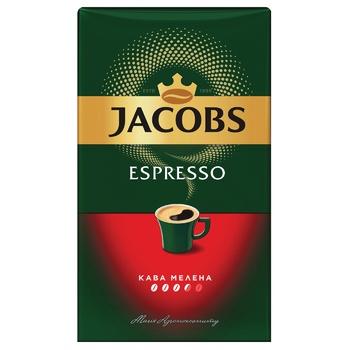 Кава мелена Jacobs Monarch Еспресо  230г - купити, ціни на CітіМаркет - фото 4