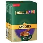 Напиток кофейный Jacobs 3в1 Choco растворимый 15г х 24шт