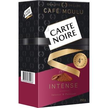 Кофе Carte Noire Intense молотый 250г