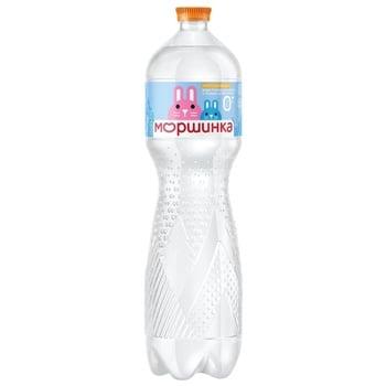 Вода питьевая Моршинка негазированная 1,5л