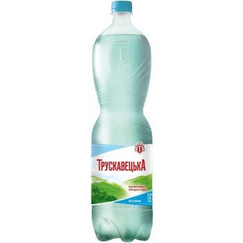 Мінеральна вода Трускавецька природна негазована 1500мл - купити, ціни на ЕКО Маркет - фото 1