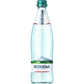 Вода Borjomi мінеральна сильногазована 0,5л - купити, ціни на CітіМаркет - фото 1