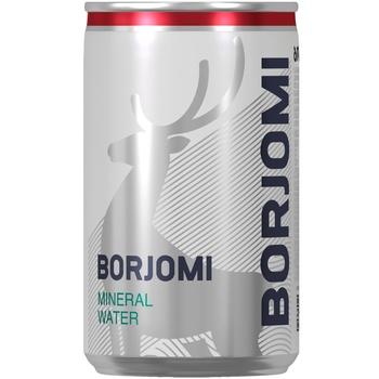 Borjomi Carbonated Mineral Water 150ml