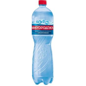 Sparkling water Mirgorodska 1,5l