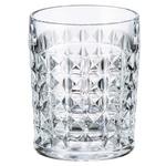 Bohemia Diamond Set of Glasses for Whiskey 230ml 6pcs