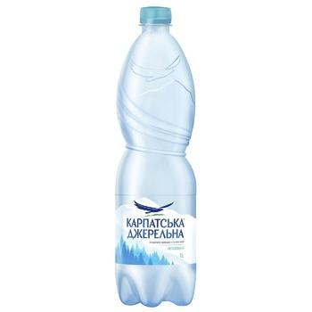Karpatska Dzerelna Non-carbonated Water 1l