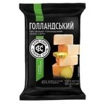 Cheese Club Hollandskyi Hard Cheese 45% 185g