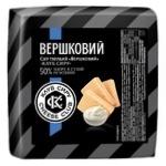 Сир Клуб Сиру Вершковий твердий 50%