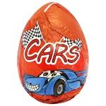 Яйцо шоколадное Monzhar Egg in Cap с сюрпризом 25г