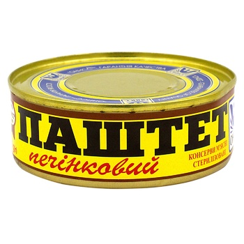 Oniss Liver Pate 240g - buy, prices for CityMarket - photo 1