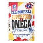 Vivsianushka Superfood & Omega Muesli with Goji Melon and Chia 50g