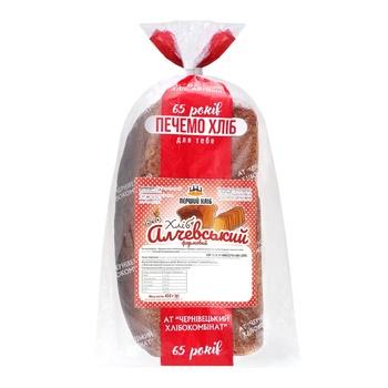 Хліб Перший хліб Алчевський формовий 400г - buy, prices for Auchan - photo 1