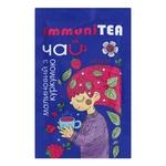 Чай ImmuniTea малиновий з куркумою 50г