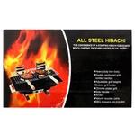 Zed Barbecue Charcoal Portable Grill 43,5х25х18cm