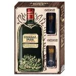 Herbal Park balsam 35% 0,5l + 2 glass