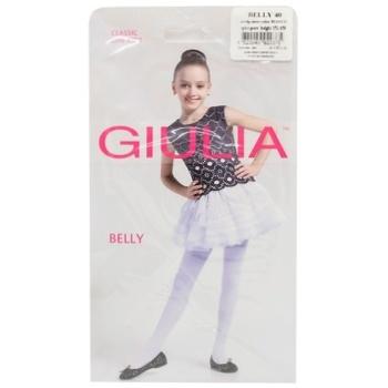 Колготы Giulia Belly 40Den детские р.152-158 Bianco