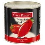 Томаты Casa Rinaldi очищенные в собственном соку 2550г