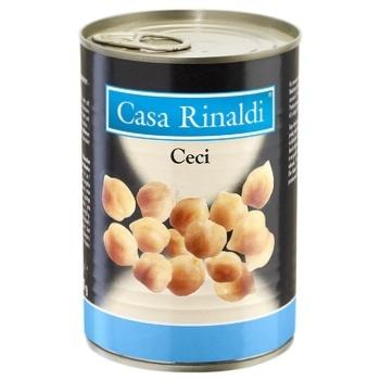 Чечи Casa Rinaldi горох нут 400г