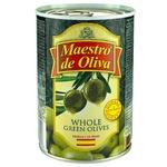 Maestro de Oliva Olives with Stone 432g