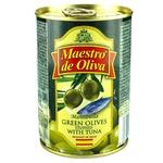 Оливки Maestro de Oliva з начинкою тунця 280г