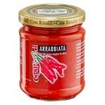 Соус томатный Casa Rinaldi Arrabbiata Пикантный 190г